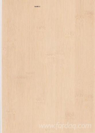 Bamboo / Maple / Alder Flat Cut Engineered Veneer