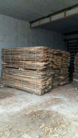 Hardwood  Unedged Timber - Flitches - Boules - KD ABC Unedged Ash