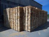 Buy Or Sell Wood One Way Pallet - New Alder / Beech One Way Pallets