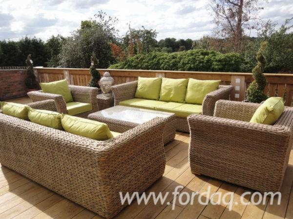 Rattan Garden Sofa Sets Furniture