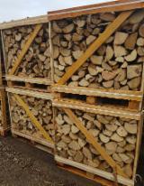 立陶宛 - Fordaq 在线 市場 - 劈好的薪柴-未劈的薪柴 薪碳材/开裂原木 角树