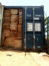 Ghana Suministros - Venta Troncos Cuadrados Doussie  Ghana