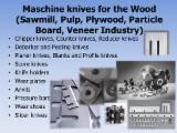 Daire Testere Bıçakları Tro-Cutting Tools CIRCULAR SAW BLADES, CUTTERS, CHIPPER KNIVES New Slovenya