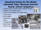 Slovenia Supplies - WOOD WORKING TOOLS / KNIVES