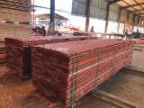 Hardwood  Sawn Timber - Lumber - Planed Timber For Sale - AD Padouk Planks 25 mm