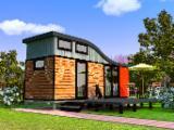 Wood Houses - Precut Timber Framing - Siberian Spruce Houses
