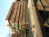 Hardwood  Sawn Timber - Lumber - Planed Timber For Sale - Oak Squares 80+ mm