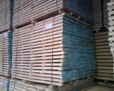 Hardwood Lumber And Sawn Timber - Fresh / KD White Ash Planks 30, 32 mm