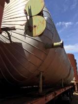 null - Secadero de Vacío Maspell de 10,50 metros de largo x 2,60 metros de diámetro