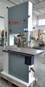 Woodworking Machinery - Used SAGITTARIO SC700 2000 Band Saws For Sale Italy