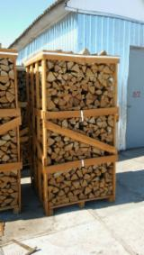 Firewood, Pellets And Residues - Dry Hornbeam Cleaved Firewood