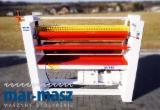 Leimauftragsmaschine NIEMIECKA 1220, Leimwalzenpresse