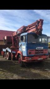 Camion Transport Busteni - Dezmembrez Mercedes Măgăruș