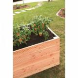 Find best timber supplies on Fordaq - Fir Flower Pot - Planter Romania