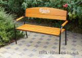 Moldova - Fordaq Online market - Pine Garden Benches