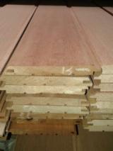 Solid Wood Flooring - Keruing T&G Parquet 20+ mm