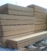 Romania Sawn Timber - 25+ mm Fresh Sawn Spruce  Romania