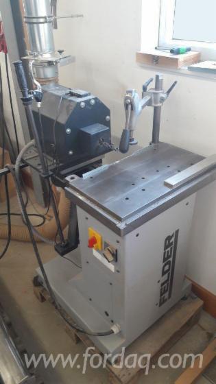 Used-FELDER-FD-250-2014-Boring-Unit-For-Sale