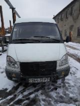 森林及采伐设备 - Мікроавтобус 二手 2003 乌克兰
