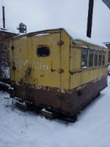 森林和收成设备 - Кунг 旧 1986 乌克兰