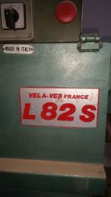 Belt Sander - Used VELA-VEB FRANCE L 82 S 1990 Belt Sander For Sale Romania
