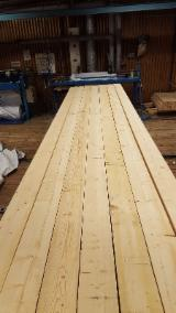 Poland Sawn Timber - Spruce Timber 32, 38, 50, 63, 125 mm