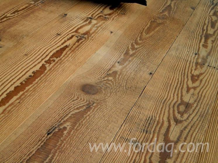 Pavimenti in legno antico di recupero