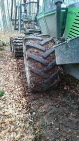 Echipamente Pentru Silvicultura Si Exploatarea Lemnului Publicati oferta - Vand Tractor Articulat Noe  NF160-6R Second Hand 2012, 11200h Germania