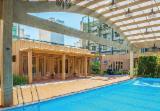 Radiata Pine Glulam Pool