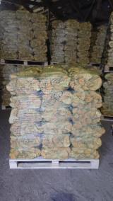 Latvia - Fordaq Online market - Grey / Black Alder Firewood in Nets