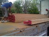 Sawn and Structural Timber - Merbau Beams, 6+ cm thick