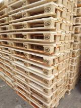 Pallets – Packaging - New Euro Pallet - Epal For Sale Lithuania