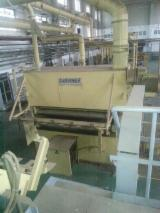 Used Germany MDF roll press line/Used Germany MDF mende line/Used Chinese MDF roll press line