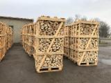 Aanbiedingen Slovakije - Haagbeuk Brandhout/Houtblokken Gekloofd 30 cm