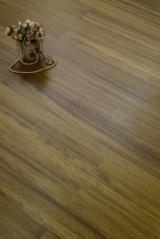 地板及户外板材 亚洲 - 缅茄(苏)木, 绿柄桑木, 单条宽度