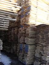 Laubholz  Blockware, Unbesäumtes Holz Österreich - Esche mix
