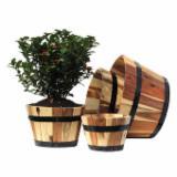 Produits De Jarden Vietnam - Pots en bois