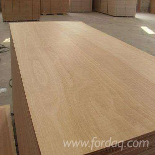 Ordinary Full Meranti Red Luan Plywood