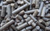 Leña, Pellets Y Residuos Gránulos De Cáscara De Girasol - Venta Gránulos De Cáscara De Girasol Rusia