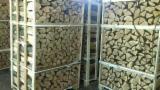 Slowakische Republik Vorräte - Esche  Brennholz Gespalten