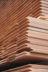Decking Per Esterni Legno Massiccio - Vendo Decking Antisdrucciolo (2 Facce) PEFC Meranti, Dark Red