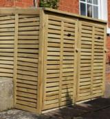 Garden Furniture importers and buyers - Wheelie Bin Stores