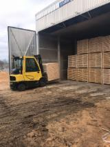 Pallethout - Zie Beste Hout Voor Pallets Aanbiedingen - Den - Grenenhout, Gewone Spar - Vurenhout, 50 - 200 m3 per maand