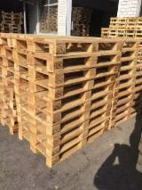 Buy Or Sell Wood Pallet - EPAL Euro Pallet, 144 x 800 x 1200 mm