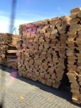 Drewno Iglaste  Drewno Okrągłe – Tarcica Blokowa – Tarcica Nieobrzynana Na Sprzedaż - Tarcica Nieobrzynana - Deska Tartaczna, Sosna Zwyczajna  - Redwood, FSC
