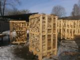 Offers Slovakia - Beech, Oak, Hornbeam, Birch, Ash Cleaved Firewood from Ukraine