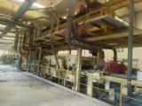 Panel Production Plant/equipment, Siempelkamp, Gebruikt