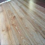 Engineered Wood Flooring - White Lacquered Oak Flooring