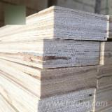 Glued Beams & Panels For Construction  - Join Fordaq And See Best Glulam Offers And Demands - Poplar Glulam Beams, 9-60 mm