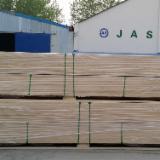 Drewno Iglaste  Drewno Klejone Warstwowo – Elementy Drewniane Łączone Na Mikrowczepy Wymagania - LVL - Belki Klejone Z Warstw Forniru